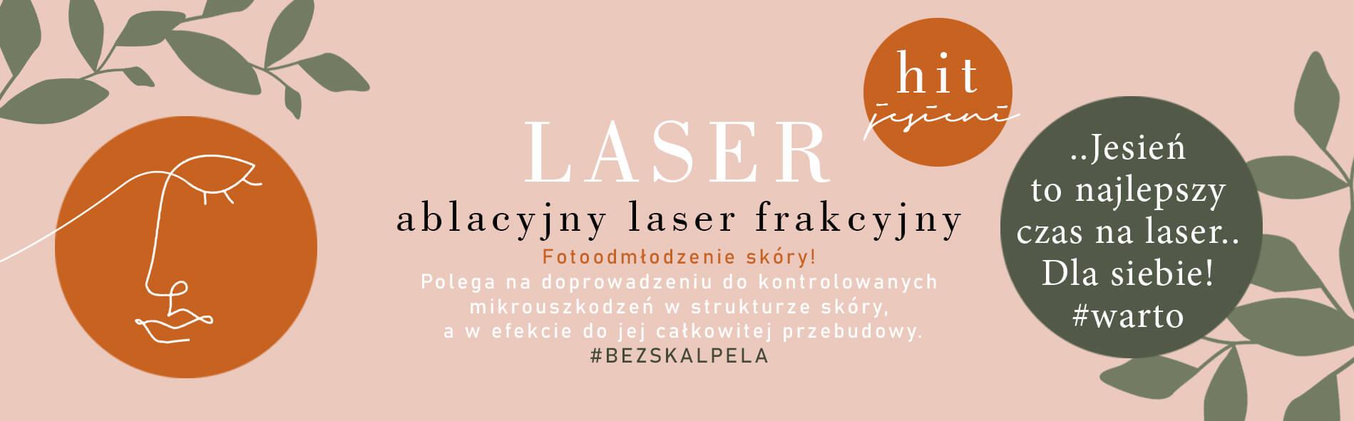 Ablacyjny laser frakcyjny